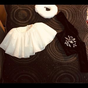 American Girl doll 3 pieces of Winter magic outfit